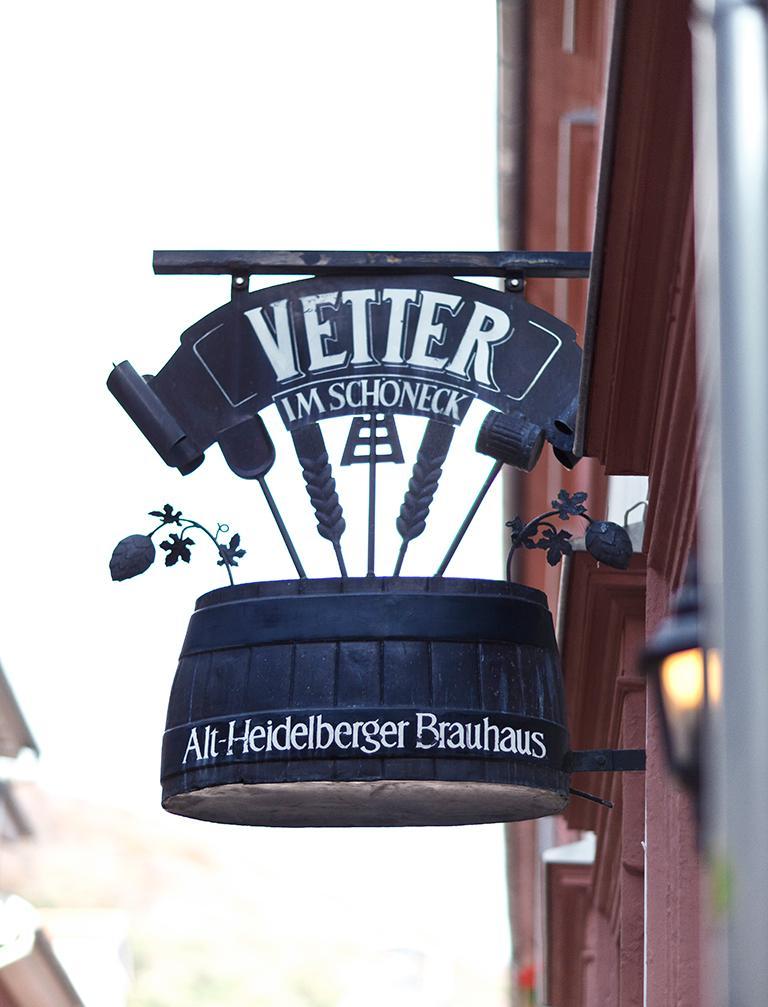 Vetter's Gasthausbrauerei in Heidelberg